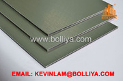 Titanium Zinc Composite Panel for façade cladding (Rheinzink cladding,