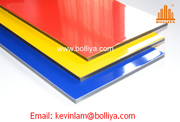 Aluminium Composite Panels for façade cladding,  aluminium signboard