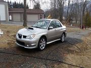 2007 Subaru Impreza Subaru Impreza WRX  Sedan 4-Door