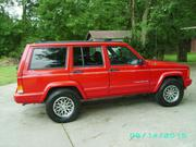 1998 Jeep Jeep Cherokee Limited  Edition Utility 4-Door