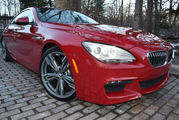 2013 BMW 6-Series M-PACKAGE TURBOCHARGED-EDITION