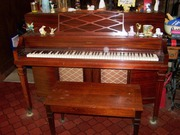 Upright Piano and Bench $625.00 or best offer