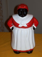 Mammy Cookie Jar aunt jemima  $35.00