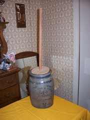 Butter Churn $50.00 Or Best Offer