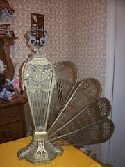 Fireplace Screen Antique $125.00