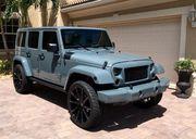 2015 Jeep Wrangler Sahara Custom