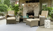 All-Weather Wicker Recliner Set on Sale at Gooddegg Online Home Decor