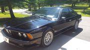 1988 BMW M6 142941 miles