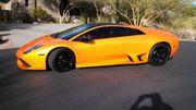 2009 Lamborghini Murcielago LP-640