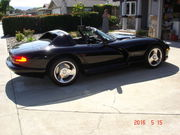 1993 Dodge ViperBase Convertible 2-Door