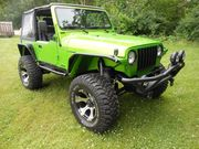 1999 Jeep WranglerBLACK