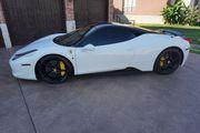 2011 Ferrari 458 15993 miles
