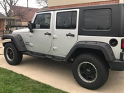 2010 Jeep 2010 Jeep Wrangler Sport trail rated 4x4