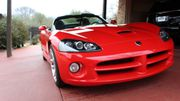 2003 Dodge Viper SRT-10 Convertible 2-Door